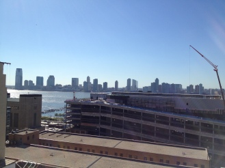 Great view of my hometown- Jersey City